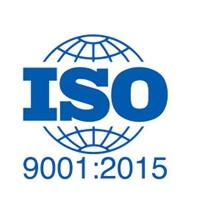 DIN EN ISO 9001:2015 zertifiziert